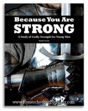 Because You Are Strong Featured Image
