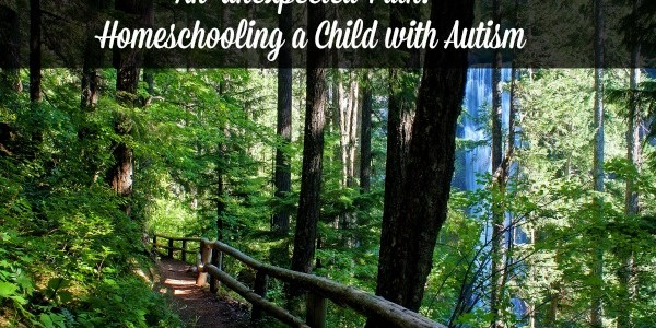 An Unexpected Path Homeschooling a Child with Autism