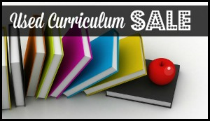 Used Curriculum Sale Featured Image