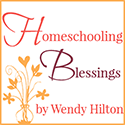 Homeschooling Blessings