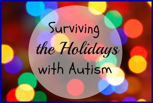 Tips for Surviving Christmas with an Autistic Child
