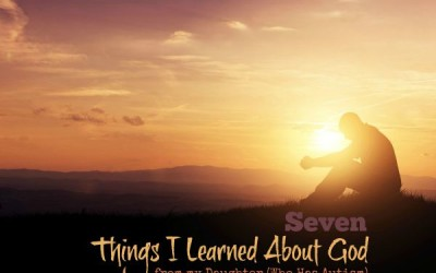 What I Learned About God from My Daughter (Who Has Autism) Point #7